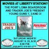 Liberty Station Saturday Night Surf Movie