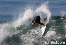 Dean Randazzo Surfing photo by John Cocozza