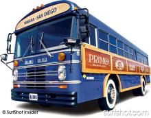 Primo Woodie Bus