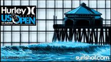 Hurley U.S. Open of Surfing Live on Ustream