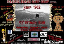 Pacific Beach Surf Shop 47th Anniversary Party & Big Sale
