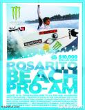 Rosarito Beach Pro Am update 22-23 August