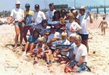 Huntington Beach Contest 1982