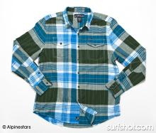 Giant Flannel Long Sleeve Shirt by Alpinestars