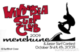 Windansea Surf Club Menehune Contest at La Jolla Shores on October 3rd and 4th