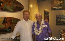 Dick Brewer's Birthday Party sponsored by Sacred Craft and Wade Koniakowsky's Ocean Art
