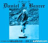 Daniel Bearer Memorial Paddleout at Malibu Sunday October 18th