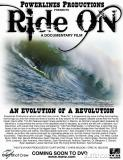 Ride On a Progressive Big-Wave Surfing Documentary by Powerlines Productions