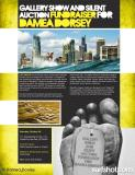 Fundraiser for Surf Photographer Damea Dorsey with Gallery Show & Auction