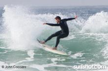 Surf Pictures of Pacific Beach on 11-21-09 by Surf Photographer John Cocozza