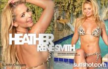 Los Angeles Bikini Model - Heather Rene Smith by photographer John Cocozza