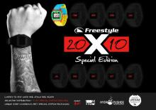 PRODUCT NEWS - FREESTYLE INTRODUCES 20X10 SPECIAL EDITION SHARK PROJECT