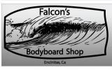 Grand Opening of FALCON'S Bodyboard Shop in Encinitas on Saturday April 3rd