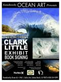 Surf Artist - Clark Little Exhibit and Book Signing Friday April 23rd at Ocean Art Gallery
