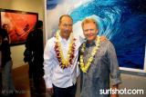 Aaron Chang and Wade Koniakowsky Open the Aaron Chang Ocean Art Gallery in Solana Beach