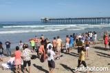 UCSD Luau and Longboard Invitational at Scripps Pier by Surf Photographer John Cocozza