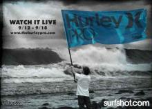 Watch the ASP Hurley Pro from Lowers-Trestles starts Sunday Sept 12th