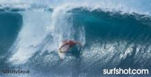 Jamie O\'Brien Surfing