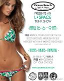 L*Space Bikinis and Martinis Trunk Show