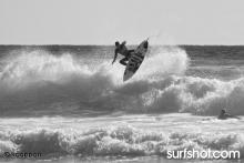 Rob Machado Seaside Pro Junior Warm-up Session