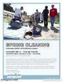 Spring Cleaning- Cardiff State Beaches Clean Up