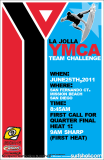 4 Surfers per team Compete for Prizes and Event Trophy! To enter..Call Chad Matkowski @ 858.453.3483 ext.141 @ La Jolla YMCA or email Chad; chadmatkowski@ymca.org