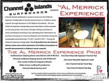 "Channel Islands Surfboards Presents ""The Al Merrick Experience"""