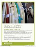 Patagonia Cardiff's Board Swap