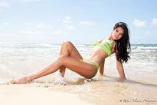 Swimsuit Model - Alana Campos Photographer - Robert Tolentino