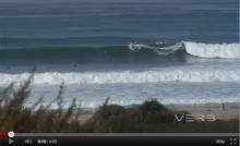 Epic South Swell Video from Taylor Ivison of VERB TV