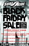 Black Friday at Surf Ride