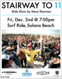 Stairway to 11-- Slide Show by Steve Sherman