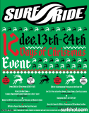 Surf Ride: 12 Days of Christmas Sale