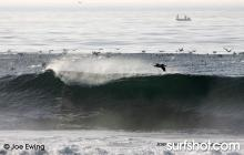Hot & Glassy... Sun and Swell on the last day of 2011 by surfphotographer Joe Ewing
