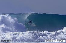 Blacks Beach, south peak, January 6, 21012. will@sharpeyesonline.com  www.sharpeyesonline.com