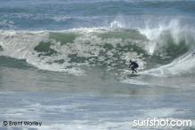 January's Big Swells 2012