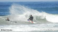 La Jolla Shores- Friday 3.2.12- by Me on a Wave.com