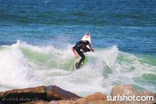 Photo: Lola Blake  Chick Sticks...Girls Performance Surfboards www.chicksticksbylola.com