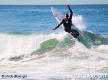 Photos: Lola Blake Chick Sticks...Girls Performance Surfboards www.chicksticksbylola.com