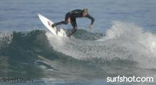 La Jolla Shores last week 3.20.12- by Me on a wave.com