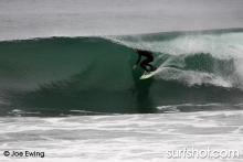 Batiquitis Beach Break Blowing up! photos by surf photographer Joe Ewing