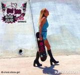 ☆¸.• Chick Sticks Bomb Squad Team Bombshell Board •.¸☆ with Lola Blake ♥ Girl Power starts with YOU find YOURS at www.chicksticksbylola.com