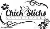 ☆¸.• Chick Sticks Skateboards •.¸☆  ♥ Girl Power starts with YOU find YOURS at www.chicksticksbylola.com