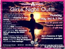 Channel Islands Surfboards SB - Girls Night Out!!!