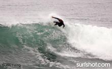 La Jolla photos by surf photographer Joe Ewing