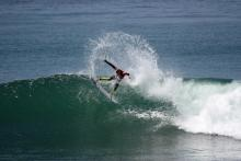 Kolohe Andino (USA), 18, will be one local favorite at this year\'s ASP PRIME Nike Lowers Pro.