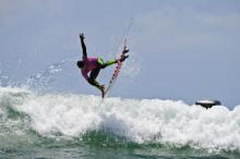 Gabriel Medina Leads Action Packed Day at ASP PRIME Nike Lowers Pro