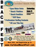 Saturday June 9th, 2012 Carlsbad Beach Fest
