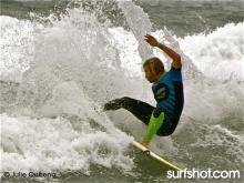 Bud Lite Lime - HIGHLIGHTS By Surf Photographer Julie Quiseng