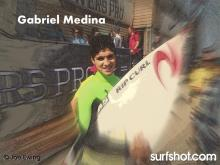 Gabriel Medina - Next Surfing Superstar?